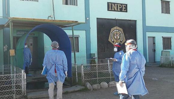 Arequipa: INPE desmiente que penal de Socabaya haya entrado en cuarentena (Foto referencial).