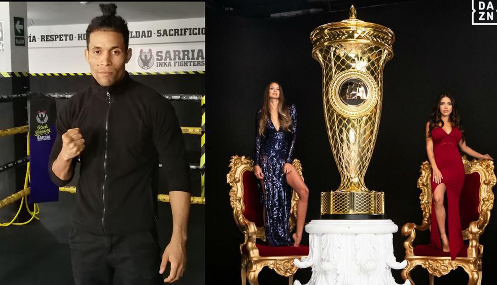 Ocho competidores buscarán quedarse por la Copa Combate y Perú tiene como su principal carta Marlon Gonzales. (USI)
