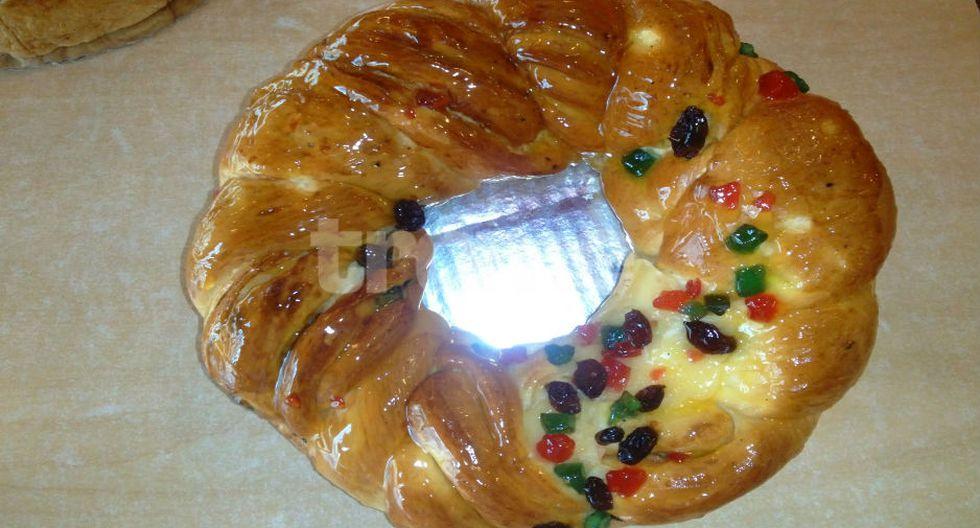 Más de 750 mil roscas de reyes consumirán los peruanos por la festividad de 'Bajada de Reyes'. (FOTOS: Isabel Medina)