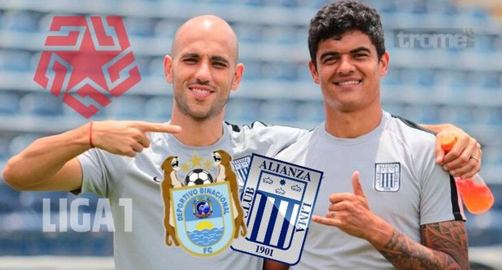 Alianza Lima Vs Binacional Carlos Beltran Final Liga 1 Video