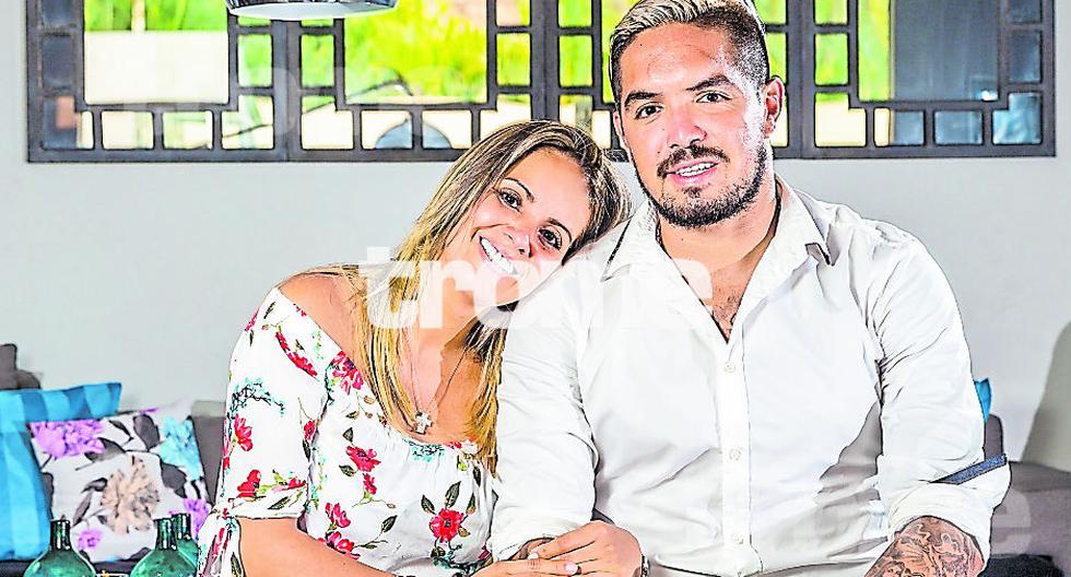 Juan Manuel Vargas y Blanca Rodríguez nos dieron una entrevista que pocos olvidarán. (Allengino Quintana)
