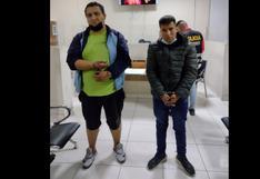Independencia: 'Rafo' y 'Chato' arrasaban con autos estacionados