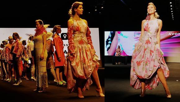 En el Colombiamoda 2021 destacaron las prendas llenas de colores llamativos, detalles artesanales y cortes irreverentes.