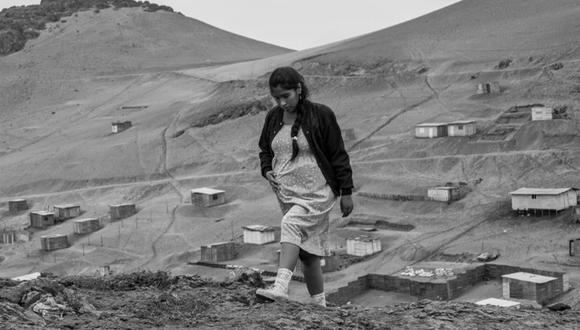 Pamela Mendoza Arpi interpreta a Georgina Condori en 'Canción sin nombre' (La Vida Misma Films/Beatriz Torres)