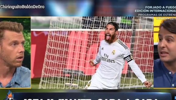 Sergio Ramos pudo ganar el Balón de Oro 2020 para los españoles