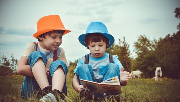Fomenta la lectura en tus hijos, es un excelente hábito. (Foto: Pixabay)