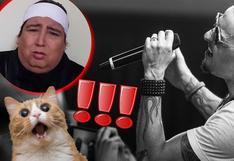 Linkin Park: Tongo, entre sollozos, lamenta muerte de Chester Bennington y anuncia cover homenaje [VIDEO]