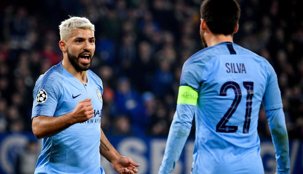 Manchester City vs Schalke 04, por octavos de final ida de Champions League
