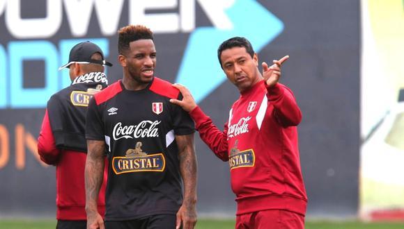 Nolberto Solano confiado en recuperación de Jefferson Farfán (Foto: GEC)