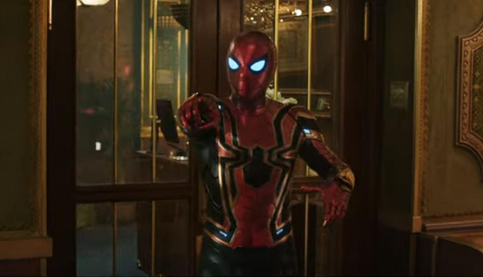"""Spider-Man: Far From Home"" ya cuenta con nuevos afiches promocionales. (Foto: Captura de video)"