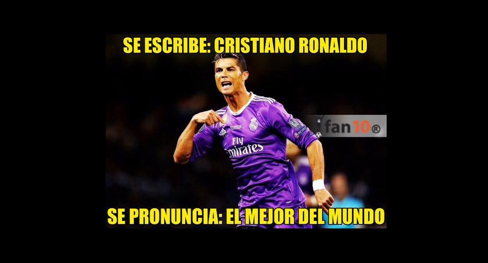 Memes de la final de la Champions League entre Real Madrid vs. Juventus. (Fotos: memedeportes.com/Fan10)