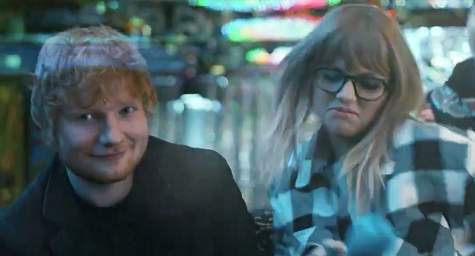 YouTube Video Musical - Taylor Swift 'End Game'