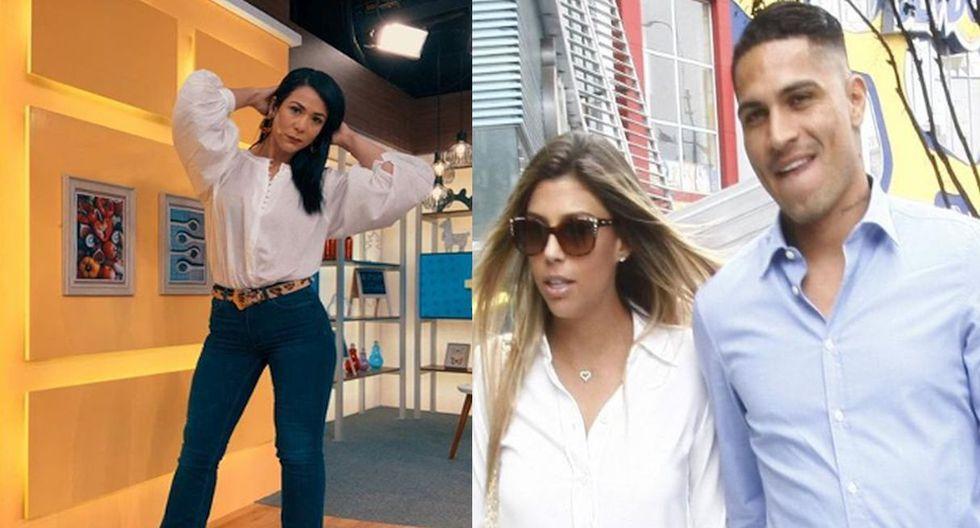 Magdyel Ugaz dijo que viajó a Brasil cuando grabó la película 'Guerrero' y los vio muy enamorados.