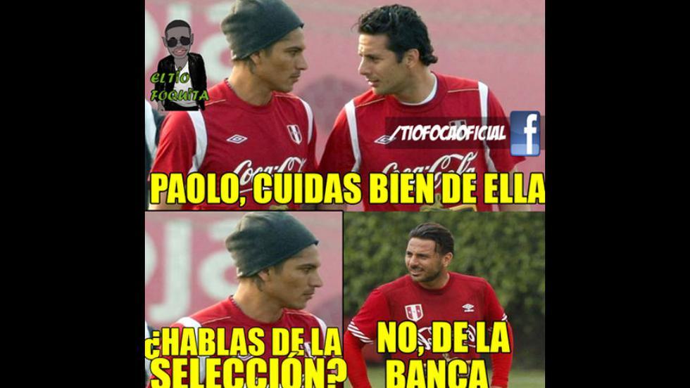 Divertidos memes del Perú vs. Bolivia. (Facebook)