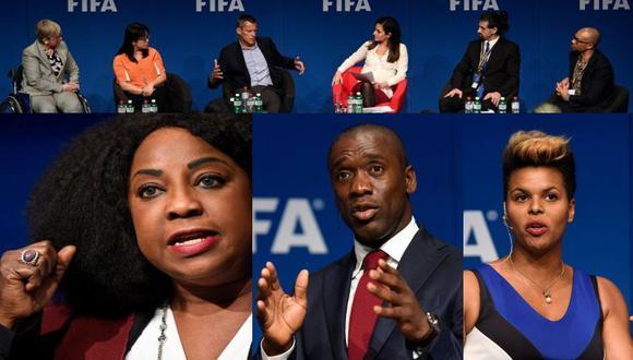 """FIFA apuesta por """"hacer realidad la igualdad"""" entre hombres y mujeres"""