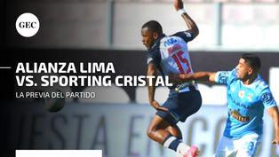Todo sobre las finales de la Liga 1 entre Alianza Lima vs. Sporting Cristal