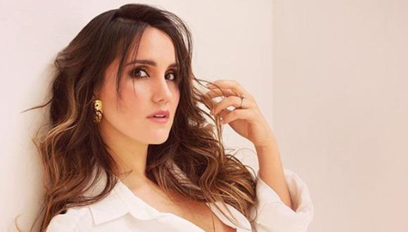 """Dulce María regresó a las pantallas con """"Falsa identidad"""", siendo el reemplazado de Camila Sodi (Foto: Instagram/Dulce María)"""