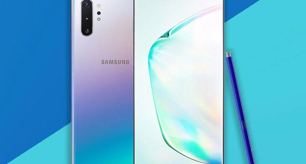 ¿Qué traerá el nuevo Samsung Galaxy Note 10 Lite? Conoce más detalles de este celular. (Foto: Samsung)