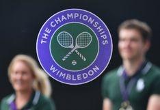 Wimbledon 2020: Torneo de tenis cancelado debido a pandemia del coronavirus