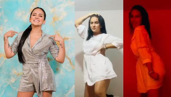 """Daniela Darcourt causa furor en Instagram con video donde aparece bailando """"Yo perreo sola"""" (Foto: Instagram)"""