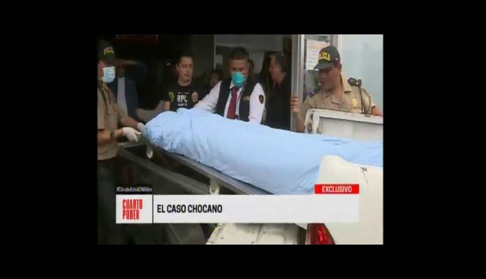 Alessandra Ch. murió durante una fiesta. (Captura)