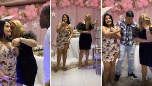 Viral: Joven desenmascara engaño de su madre al realizarle fiesta sorpresa