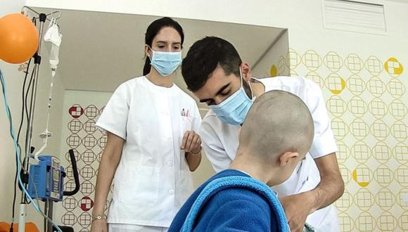 Ley Nacional de Cáncer tiene como como objetivo garantizar la cobertura universal e integral de los servicios de salud para todos los pacientes oncológicos. (Foto: Andina)