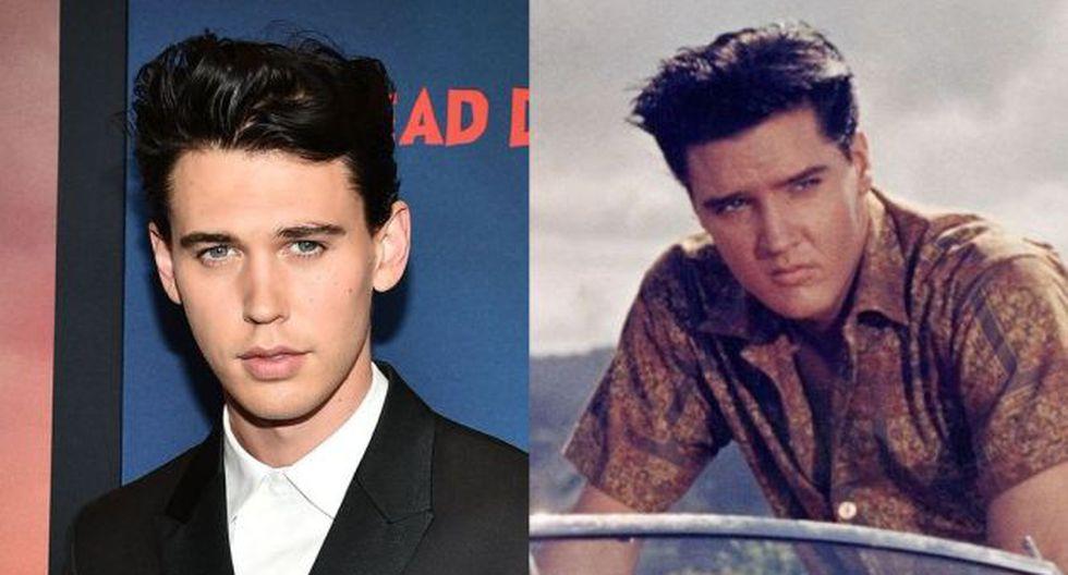 Austin Butler será Elvis Presley en la película que alista Baz Luhrmann. (Foto: AFP/Instagram)