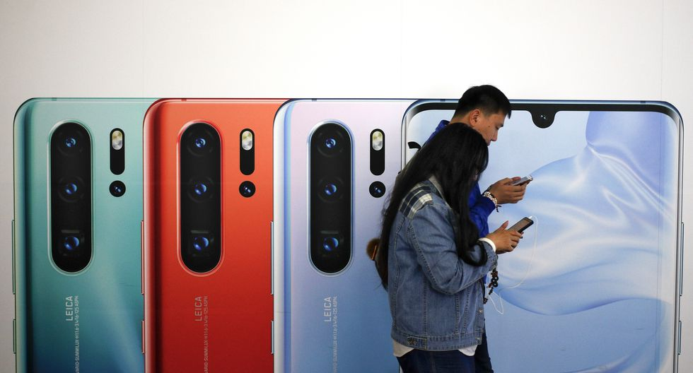 Un nuevo golpe a Huawei, desde Estados Unidos. (Foto: AP)