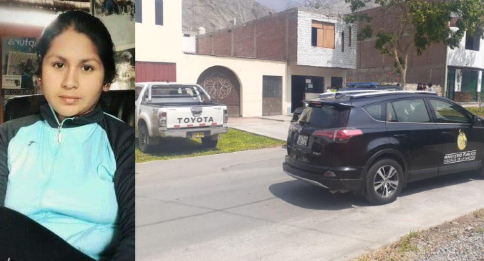Denisse Casas Rojas fue hallada sin vida en su vivienda.