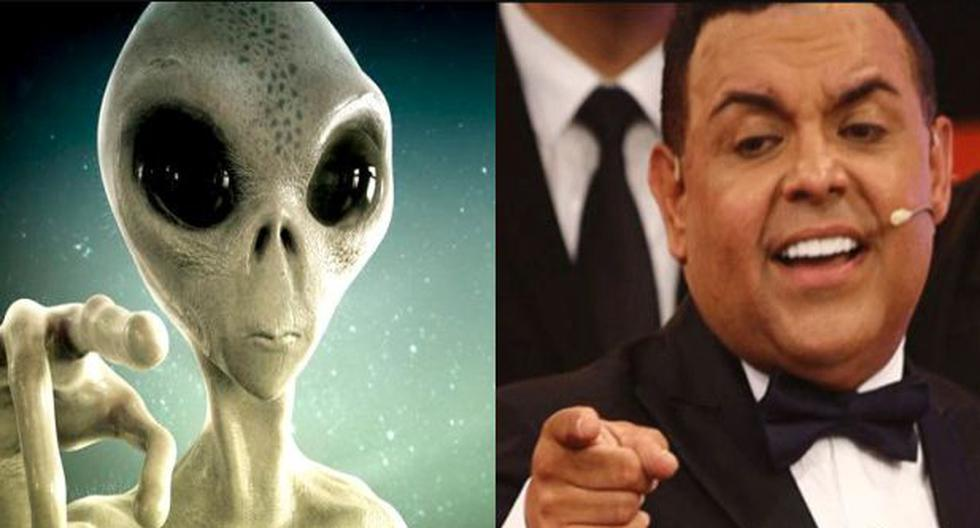 Andrés Hurtado 'Chibolín' volvió a referirse sobre los extraterrestres. (Agencias/Instagram)