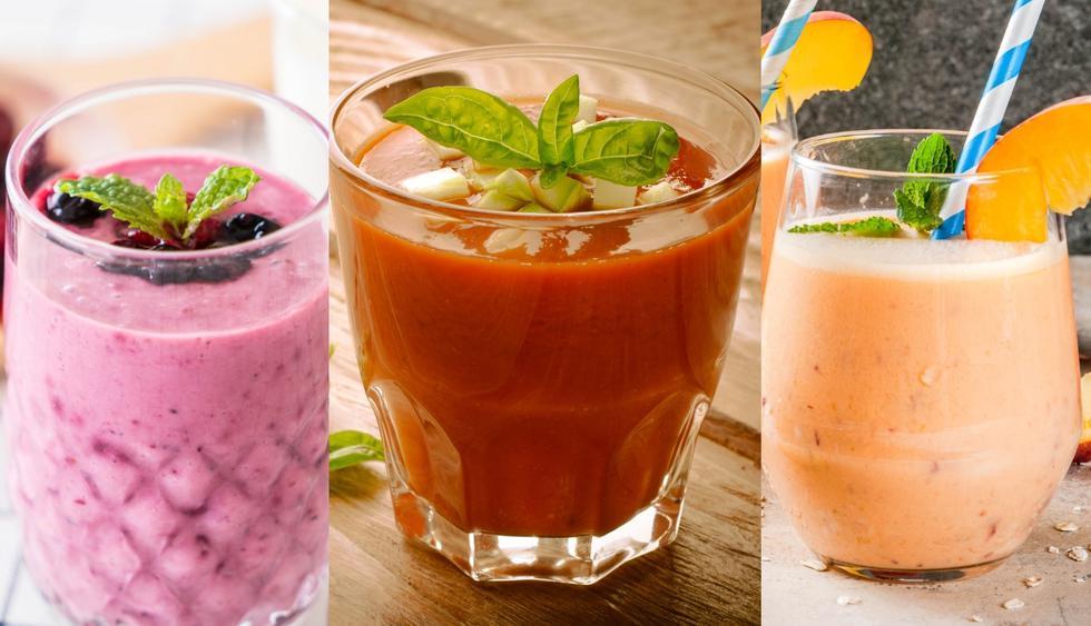 Aprende a preparar tres bebidas deliciosas y refrescantes. (Foto: Difusión)