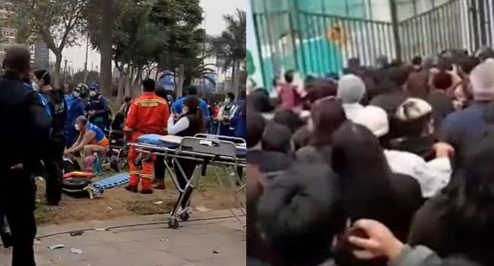 Confirman 8 heridos por desmanes en Feria Metropolitana del Libro Lima Lee