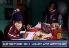 Huarochirí: madre de familia de 26 años espera conseguir una beca para ser profesora   VIDEO