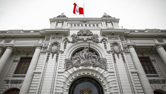 Sede del Congreso, también se le conoce como Palacio Legislativo (Centro de Lima).