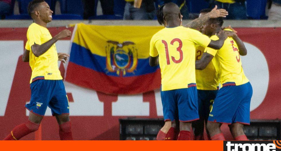 Ecuador vs Guatemala EN VIVO EN DIRECTO por Tigo Sports en amistoso por fecha FIFA desde las 7:30 p.m.