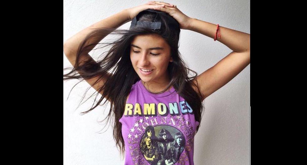 Paola, la hija de Adal Ramones que conquistó al hijo de Ludwika Paleta