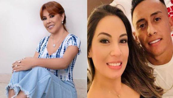 Magaly Medina envió mensaje a Pamela López, esposa de Christian Cueva. (Instagram)