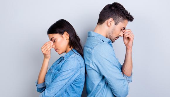 Si estás pensando en separarte de tu pareja explícale los motivos de forma objetiva sin buscar culpables.