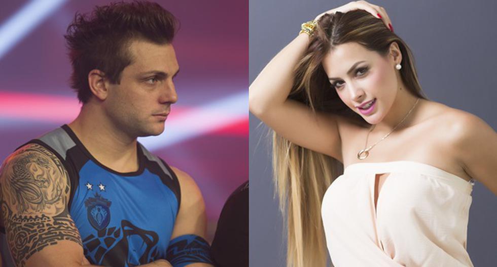 Nicola Porcella y Milett Figueroa. (Instagram)