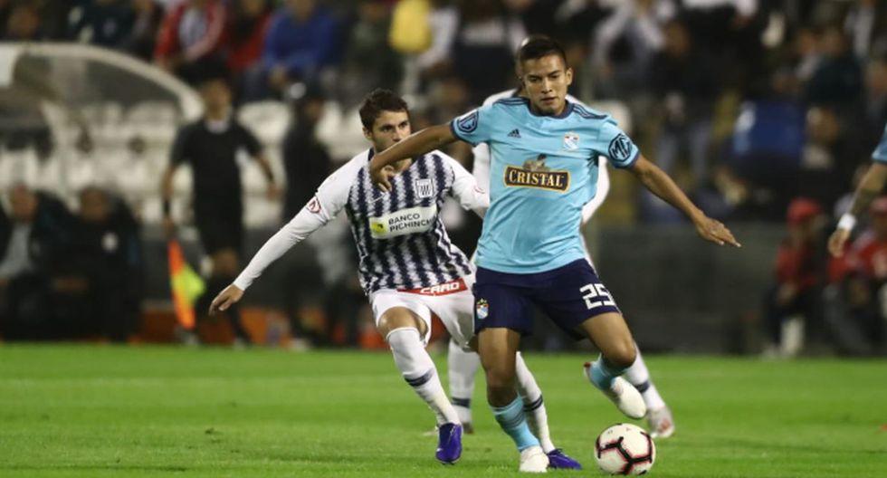 Alianza Lima vs Sporting Cristal. (Fotos: Giancarlo Ávila)