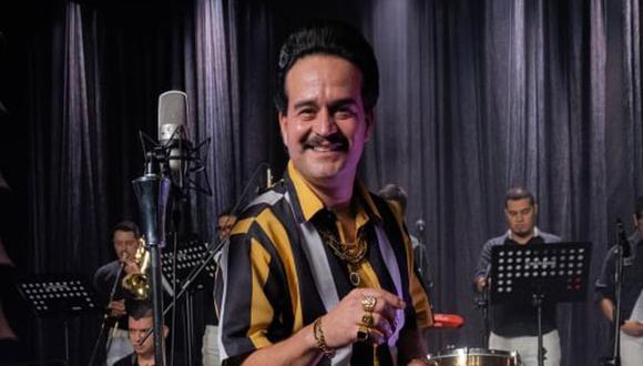"""David Zahan estrenó """"Vacío Vivo"""", su nuevo sencillo que formará parte de su próxima producción musical """"Reviviendo a Frankie Ruiz"""". (Foto: @davidzahan)"""