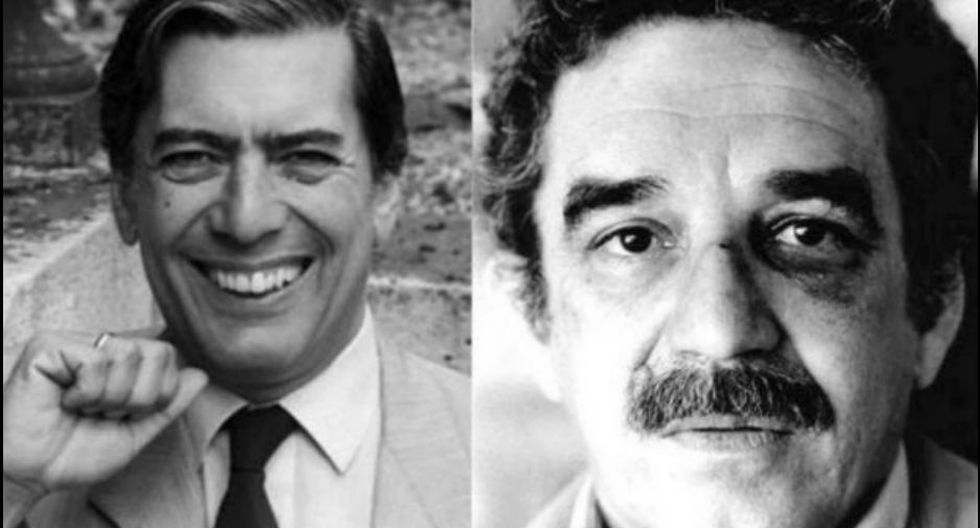 Acá te contamos la historia de Mario Vargas Llosa y 'Gabo'.