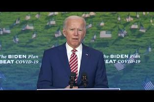 """Biden promete vacuna para covid-19 gratis para """"todos"""" si gana presidencia de EEUU"""
