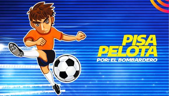 Pisa Pelota, todo lo que pasa en el fútbol, dentro y fuera de las canchas.
