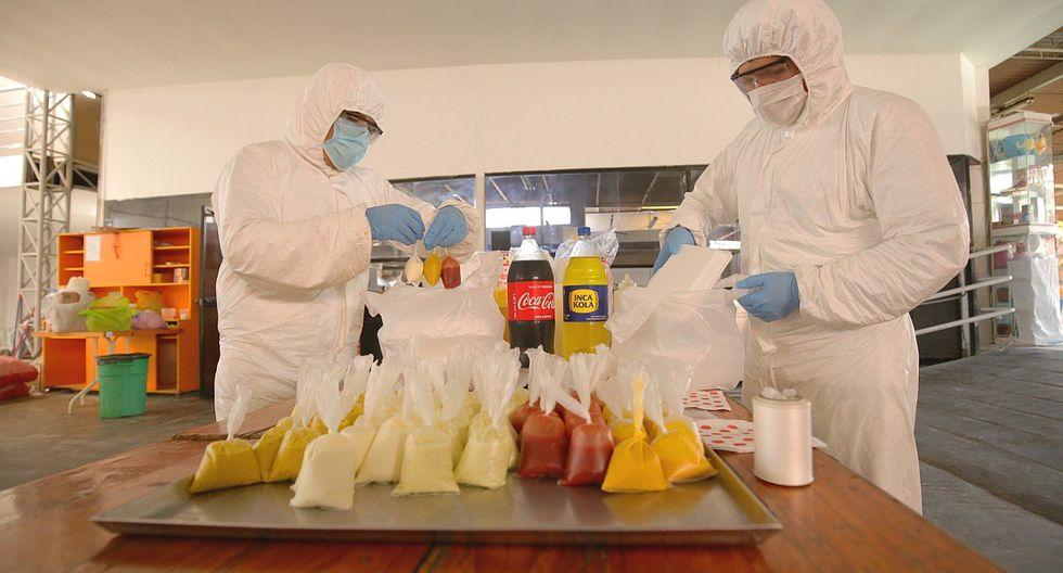 Los restaurantes y pollerías autorizadas serán supervisadas por la comuna provincial de Chiclayo, a fin de que se cumplan los protocolos sanitarios (Foto referencial)