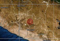 IGP: sismo de magnitud 4,0 se sintió en Castilla esta madrugada