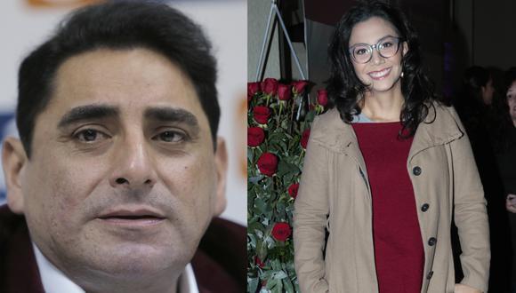 Carlos Álvarez manda indirecta a Mayra Couto
