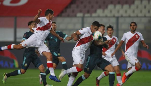 Perú vs Argentina, por la fecha 4 de Eliminatorias Qatar 2022