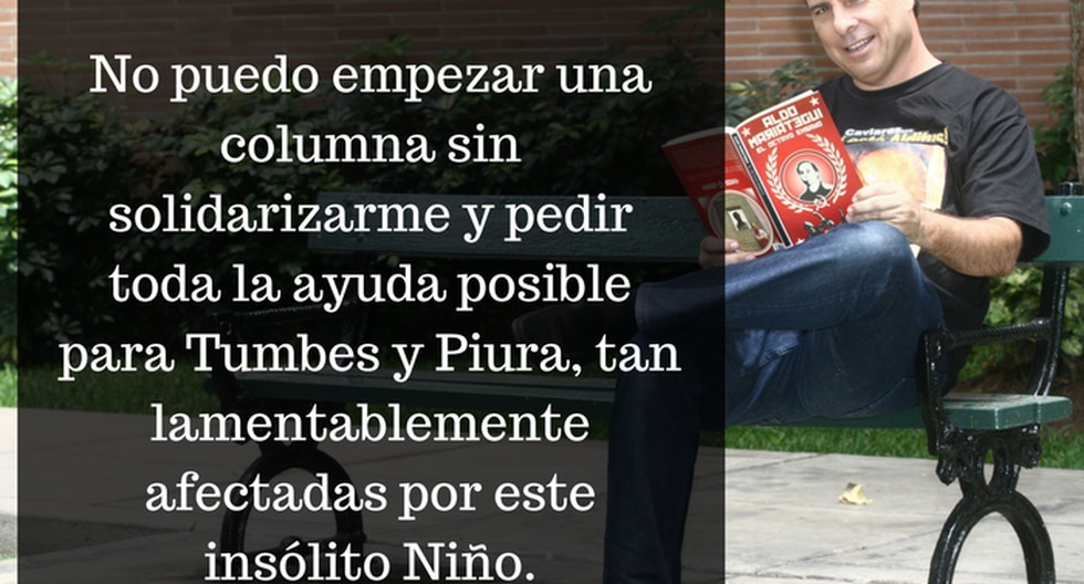 Aldo Mariátegui acusa boicot de periodistas contra Phillip Butters citando pasaje de famosa novela